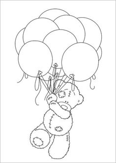 Bear With Heart Drawing At Getdrawingscom Free For