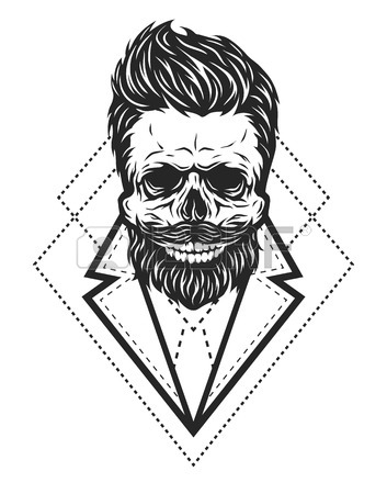 353x450 Beard Sketch Stock Photos. Royalty Free Business Images