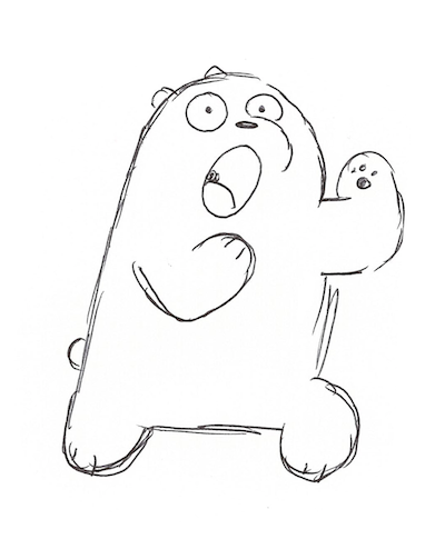 Bears Drawing at GetDrawings Free for personal use