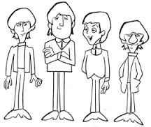 Beatles Drawing