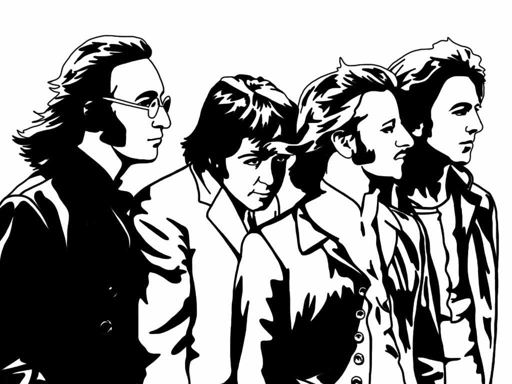 beatles drawing at getdrawings com free for personal use beatles