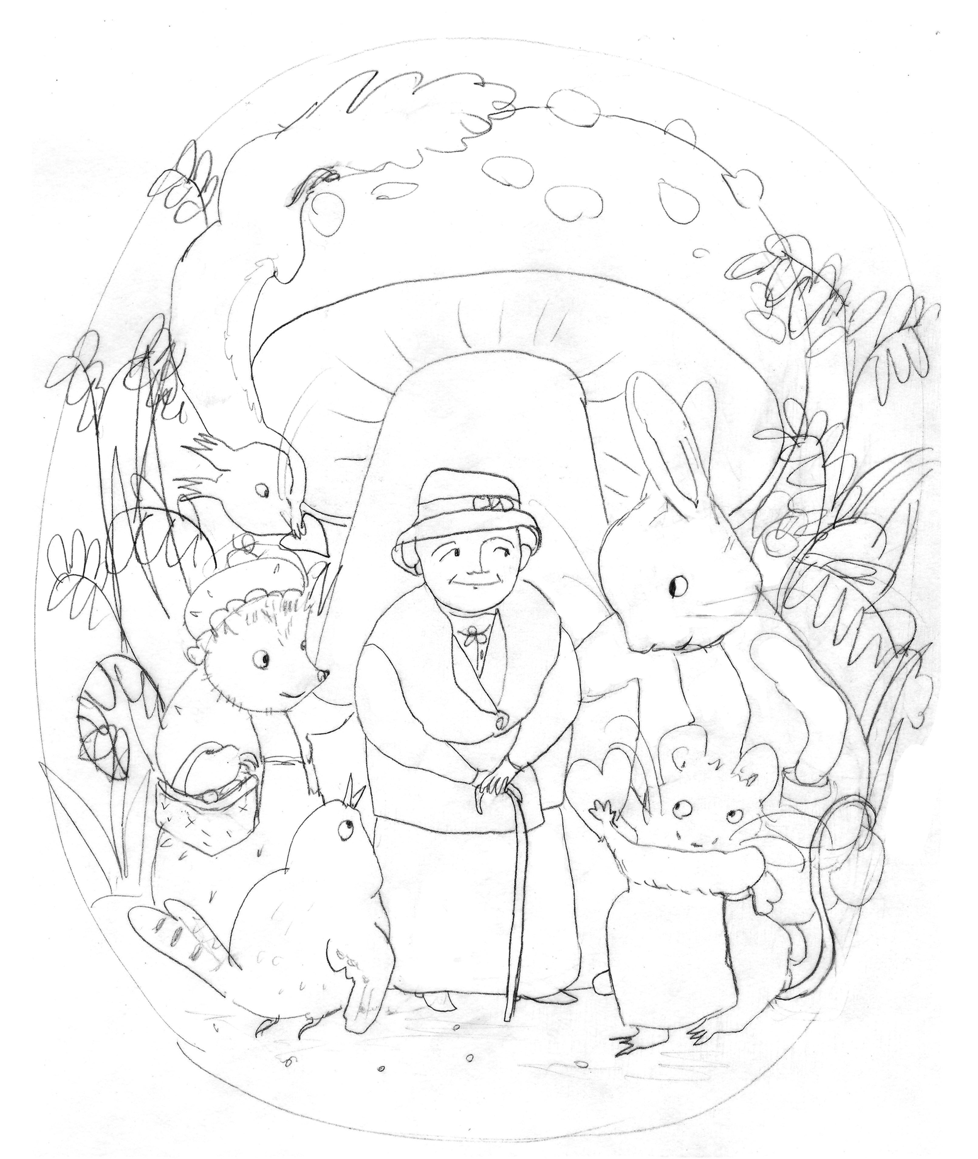 Beatrix Potter Drawing at GetDrawings.com | Free for personal use ...