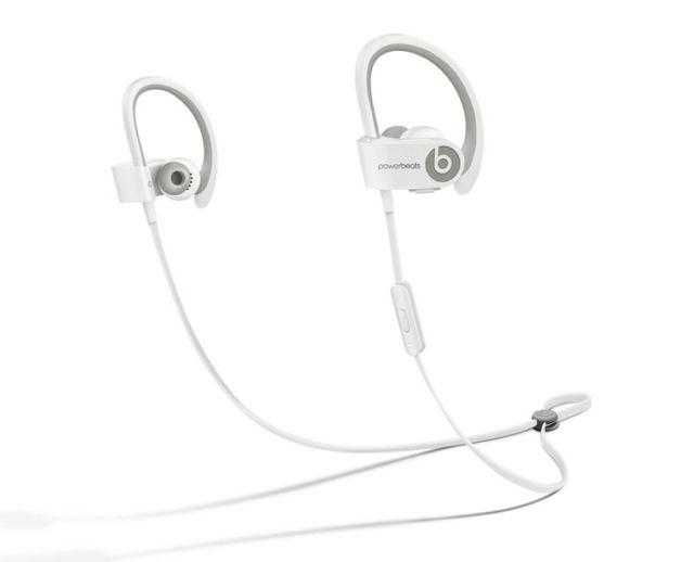 640x518 Dr.beats B0516 Powerbeats 2 Wireless Headphones White Sport Faulty