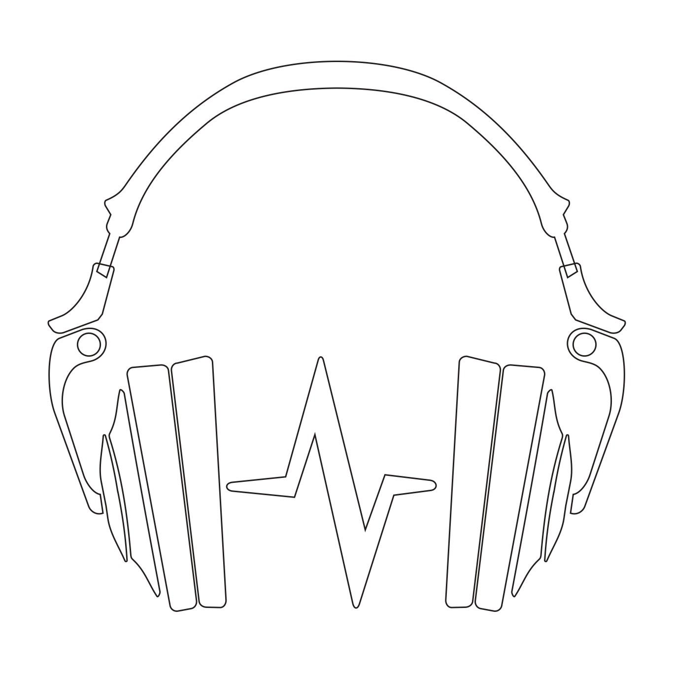 1366x1366 Audio Headphones
