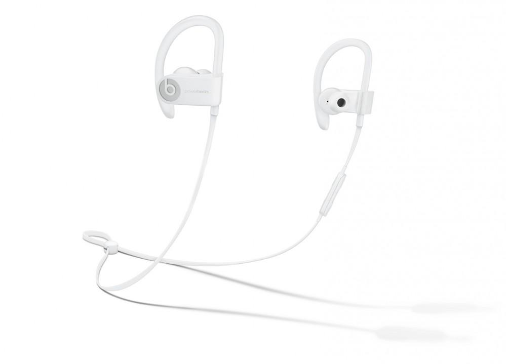 999x719 Beats Powerbeats 3 Ml8w2lla Wireless Active Headphones In White
