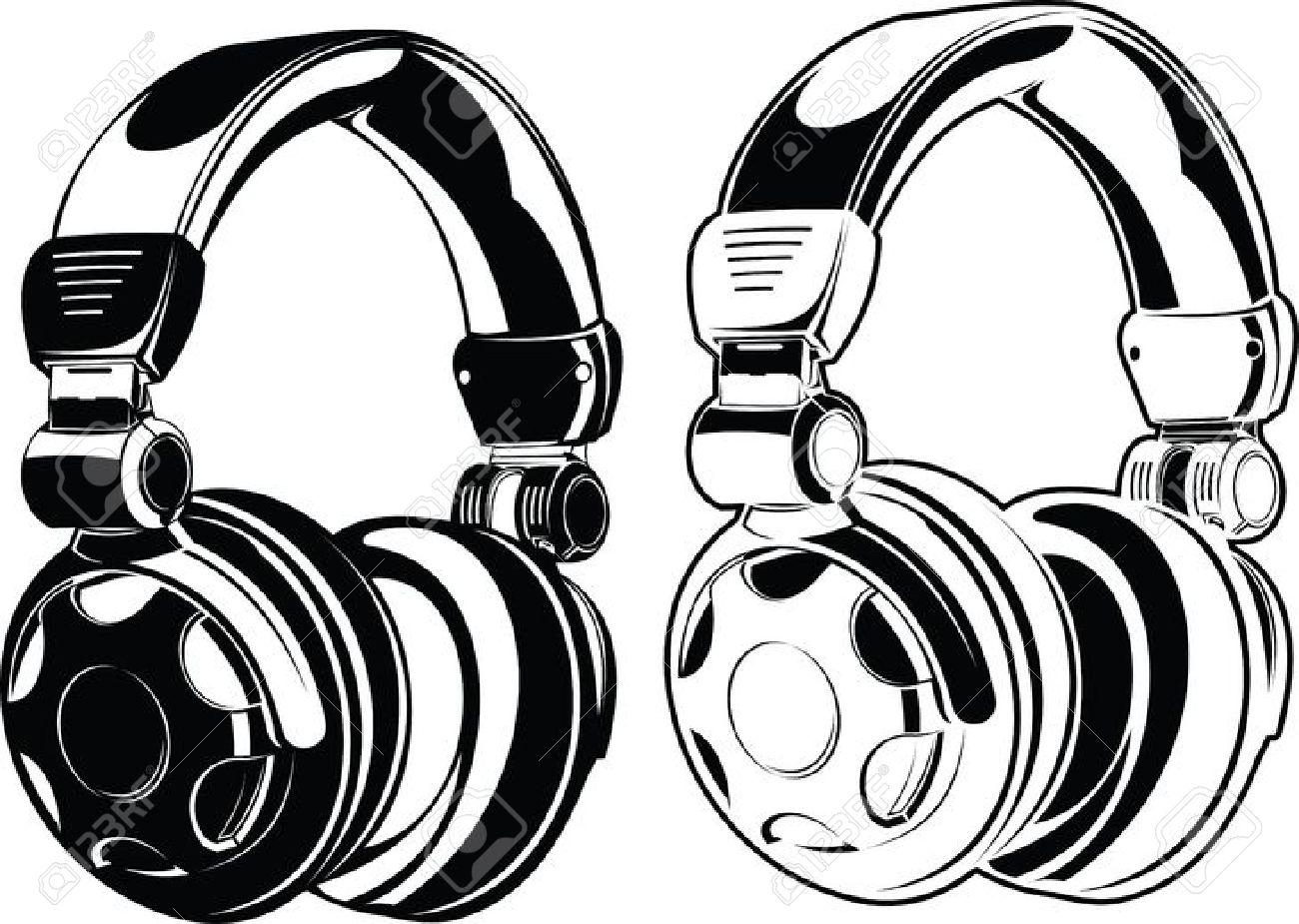 1300x925 Drawn Speakers Beats Headphone 3446455