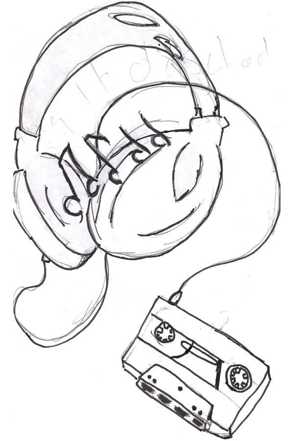 600x900 Headphones