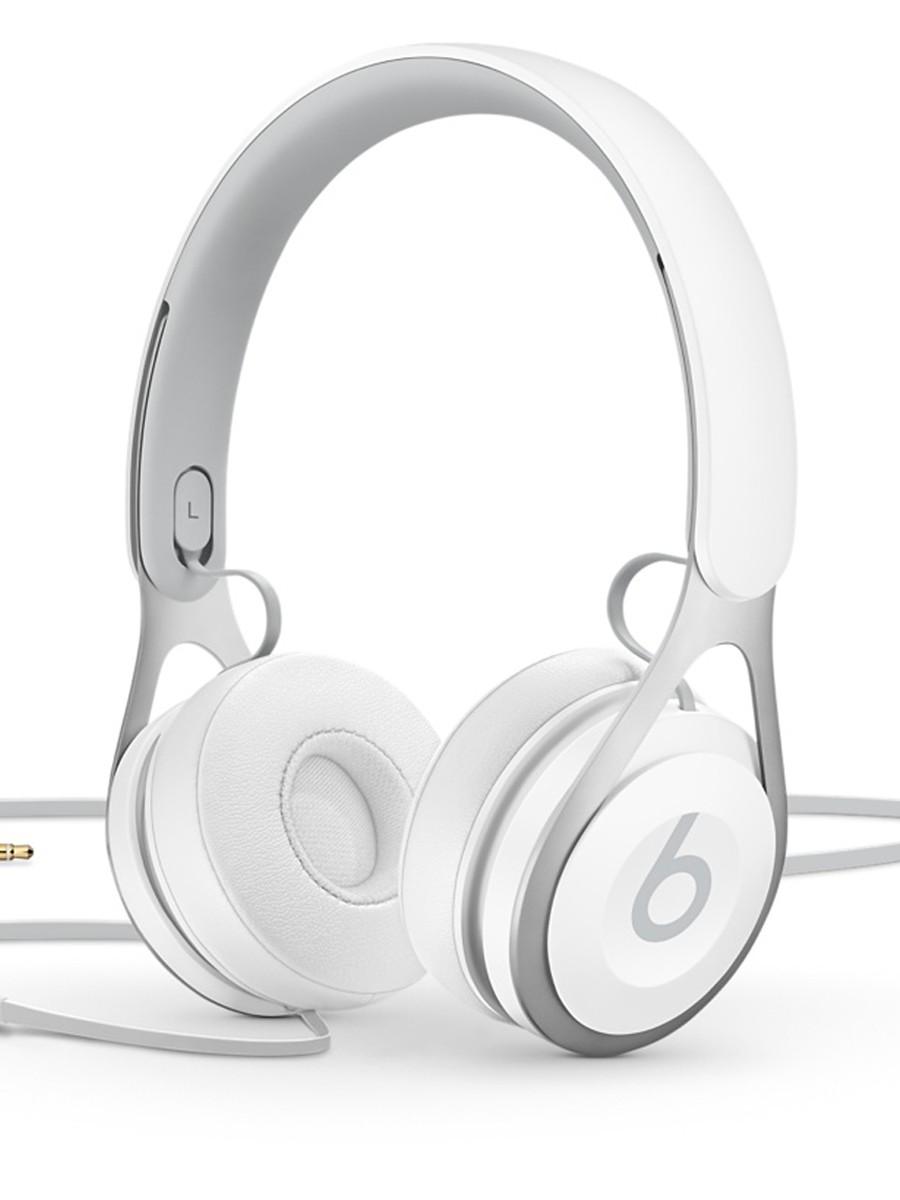 900x1200 Beats Ep On Ear Headphones White Euronics Ireland