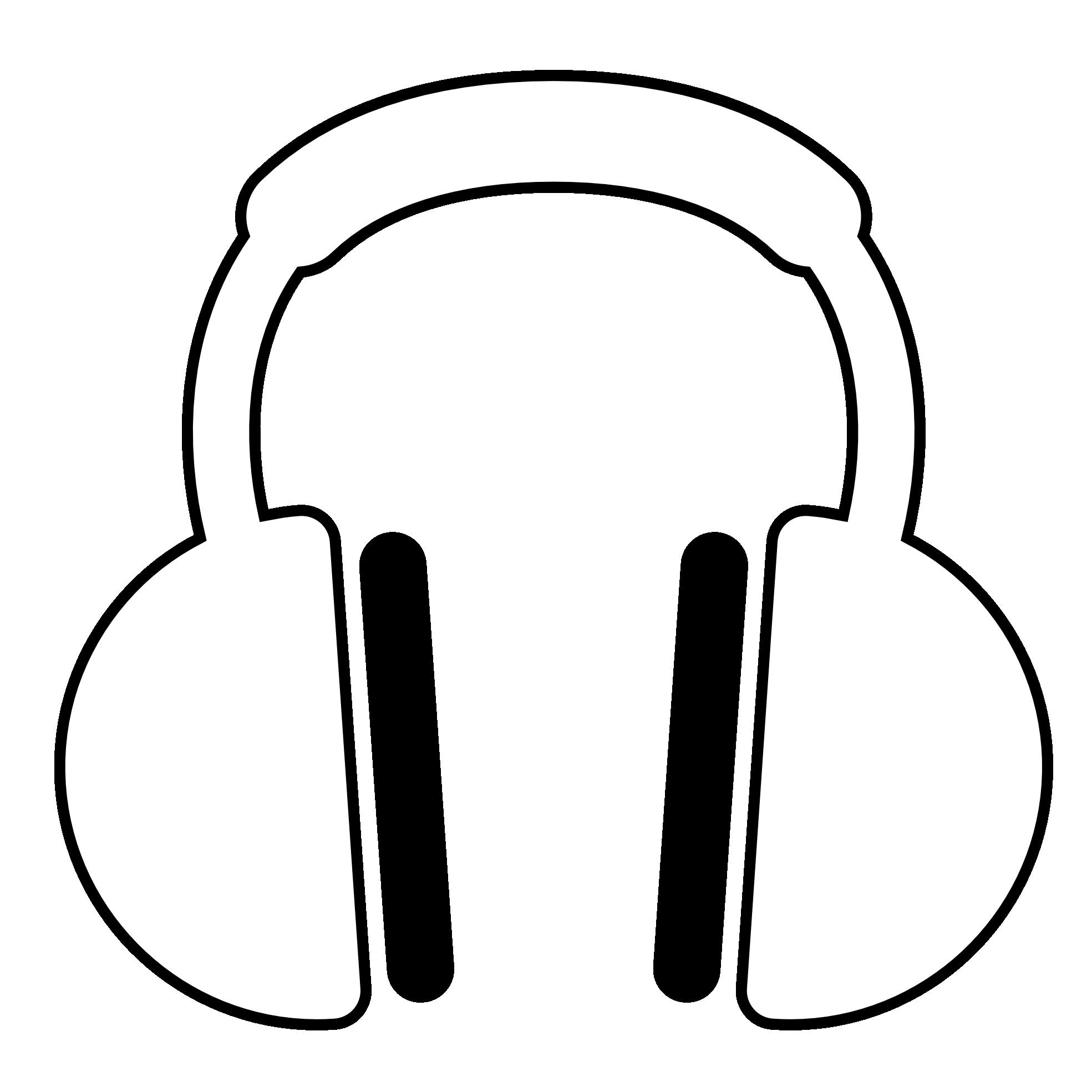 1969x1969 Beats Headphones Clipart