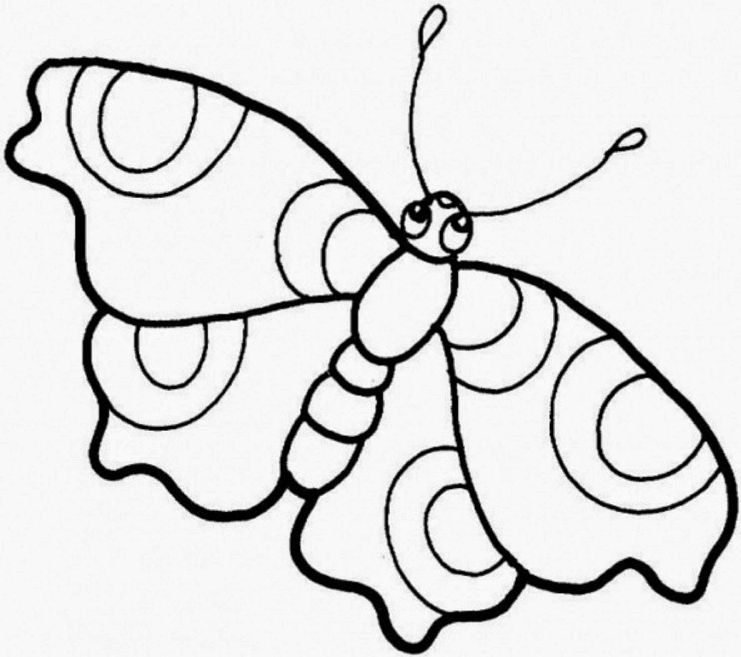 1480x1312 Beautiful Colour Butterflies Drawing Hd Wallpaper Printables
