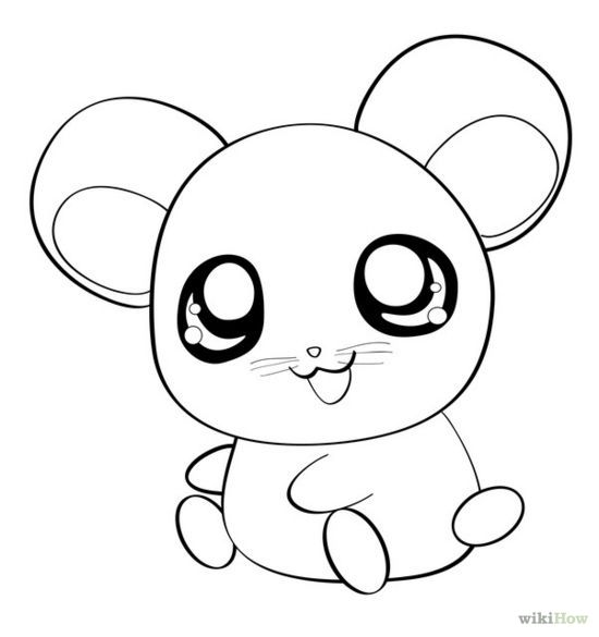 550x585 Cute Cartoon To Draw