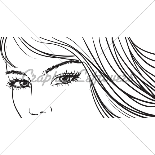 500x500 Beautiful Eyes