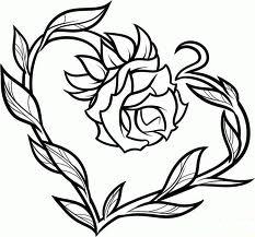 233x217 Beautiful Heart Tattoos