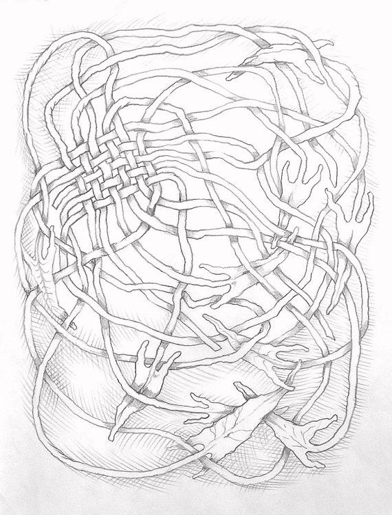 570x750 19 Best Drawing Weaving Images On Weaving, Closure