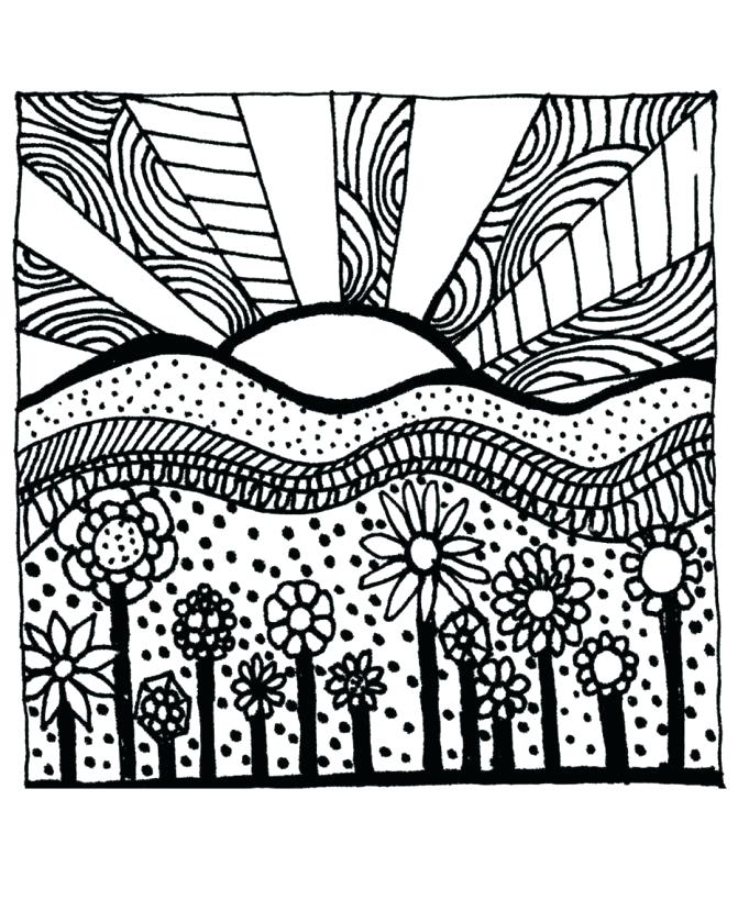 671x839 Lakers Coloring Pages Sunset Coloring Pages Ocean Sunset Coloring