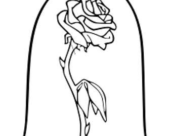 340x270 Enchanted Rose Etsy