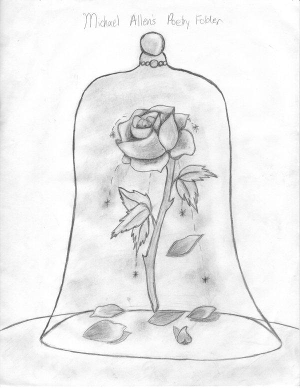 600x776 The Wilting Rose By Plainswindgrace