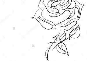 300x210 Beauty And The Beast Rose Drawing