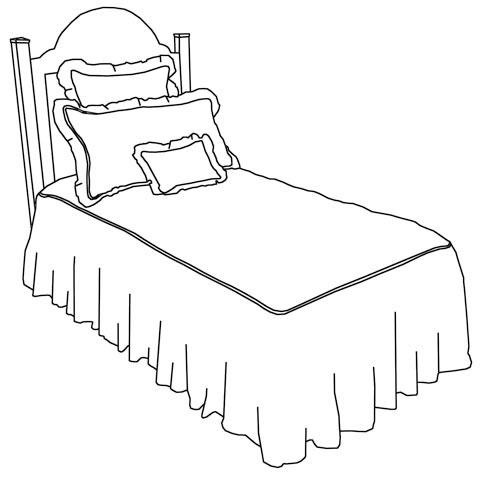 480x480 Girls Bunk Beds