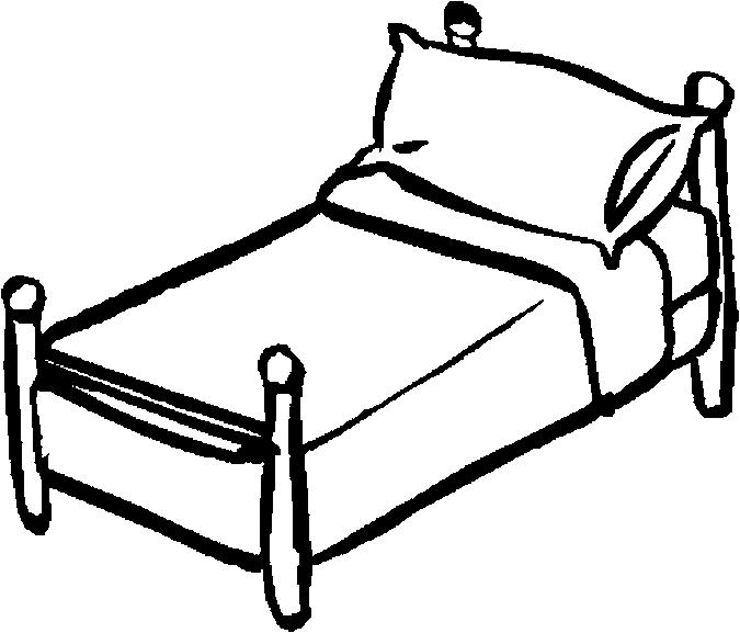 675x577 Bed