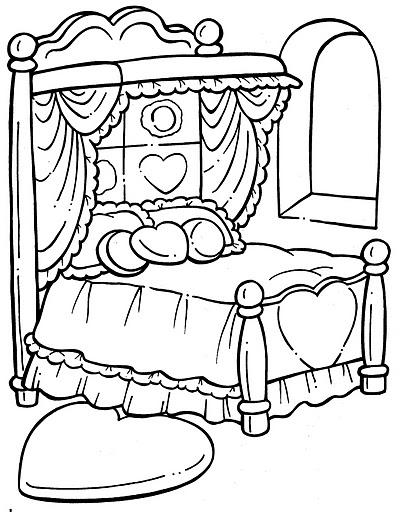 400x512 Bed