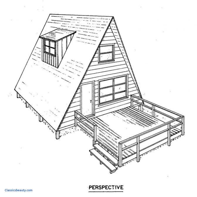 672x670 A Frame House Plans Kodiak 30 697 Associated Designs With Screened