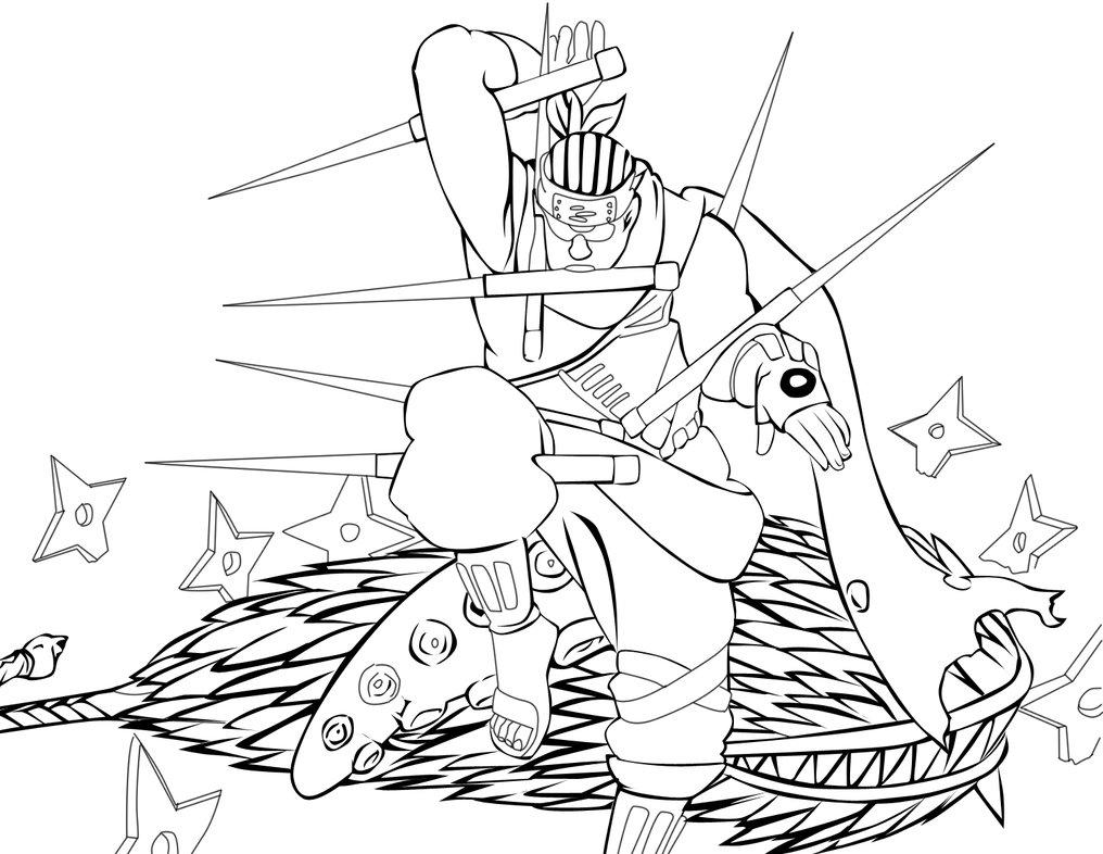 1016x786 Killer Bee Line Art By Ninjasama