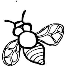 225x225 Image Result For Bee Outline Drawings For Kids Mosaic Pictures