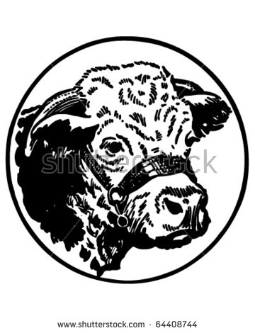 360x470 Beef Clipart Hereford Cow