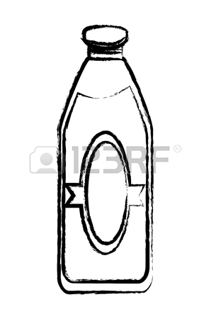 Beer Bottle Drawing