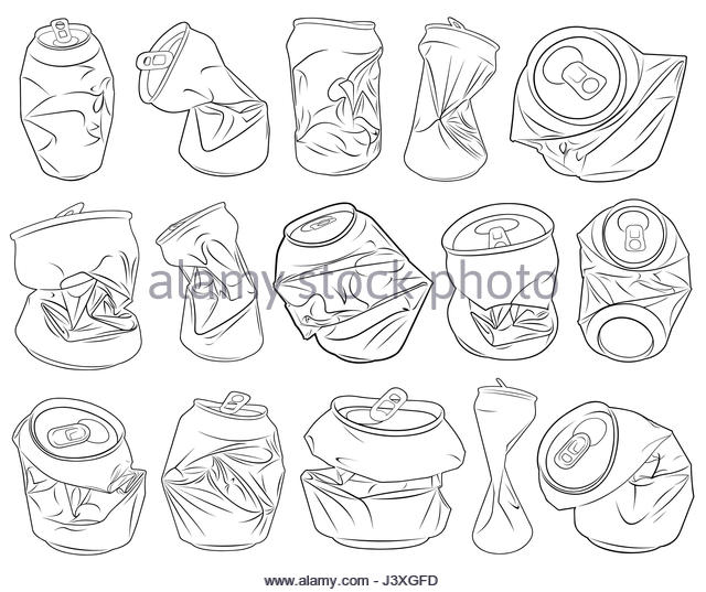 640x537 Crumpled Beer Can Stock Photos Amp Crumpled Beer Can Stock Images