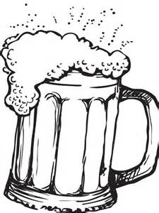 225x300 Onlinelabels Clip Art Beer Glass, Drawing Of Beer