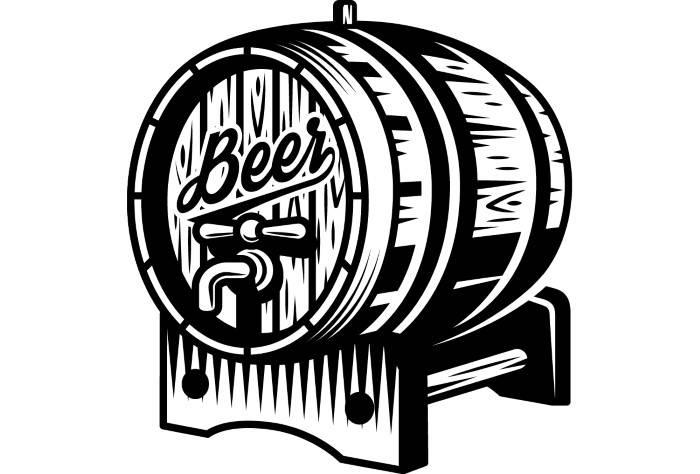700x474 Beer Barrel