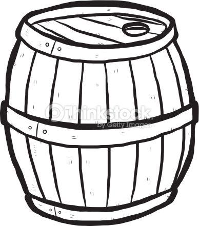 Beer Keg Drawing At Getdrawings Com