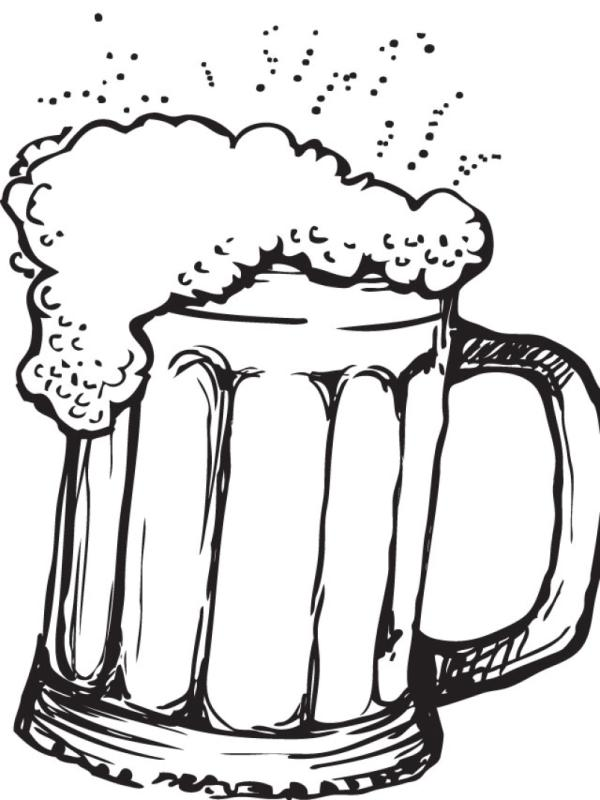 600x800 Beer Mug Pictures Clip Art