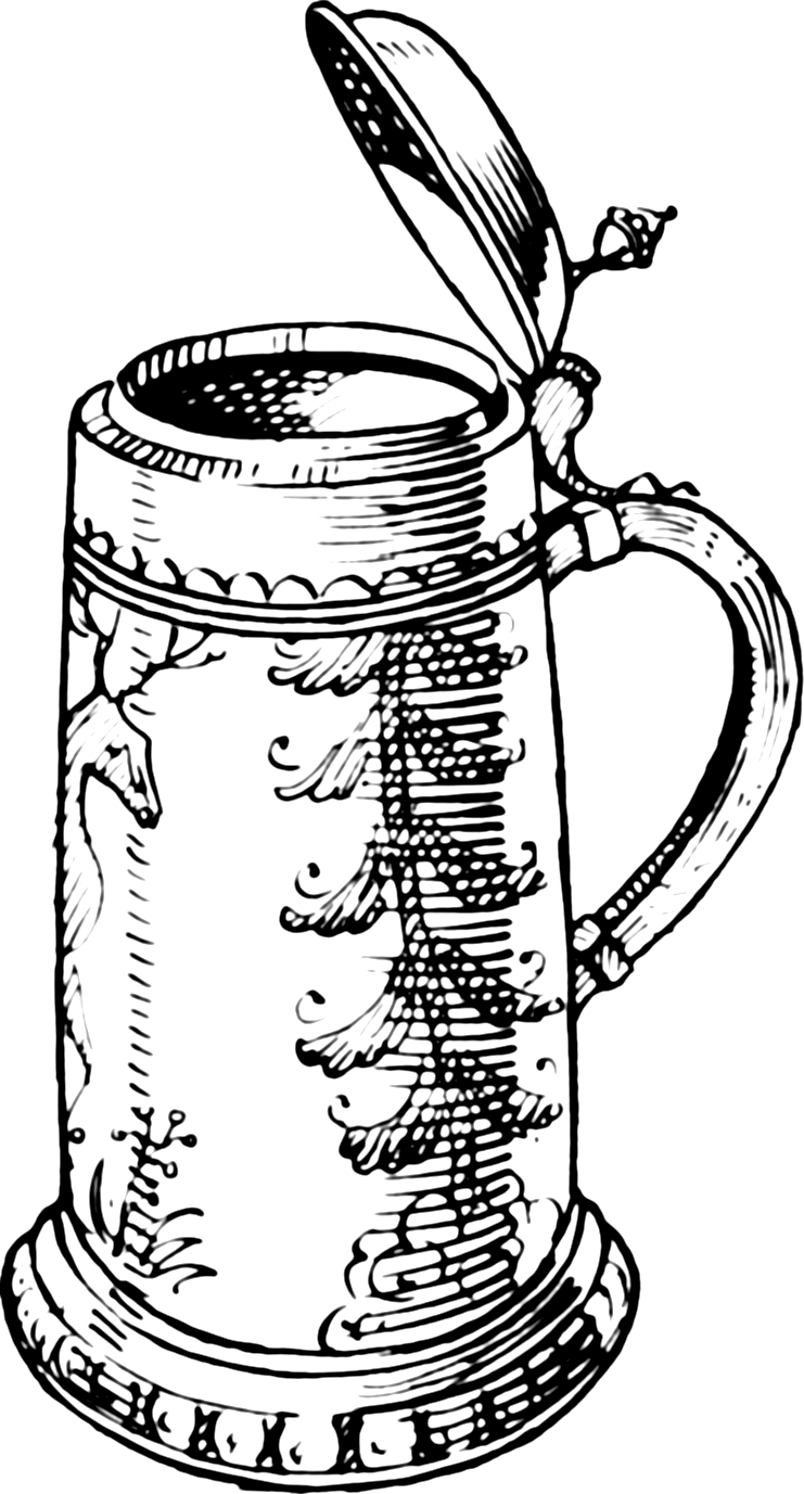 beer stein drawing at getdrawings com free for personal use beer