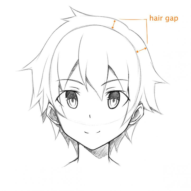 805x805 drawing how to draw an anime face for beginners in conjunction