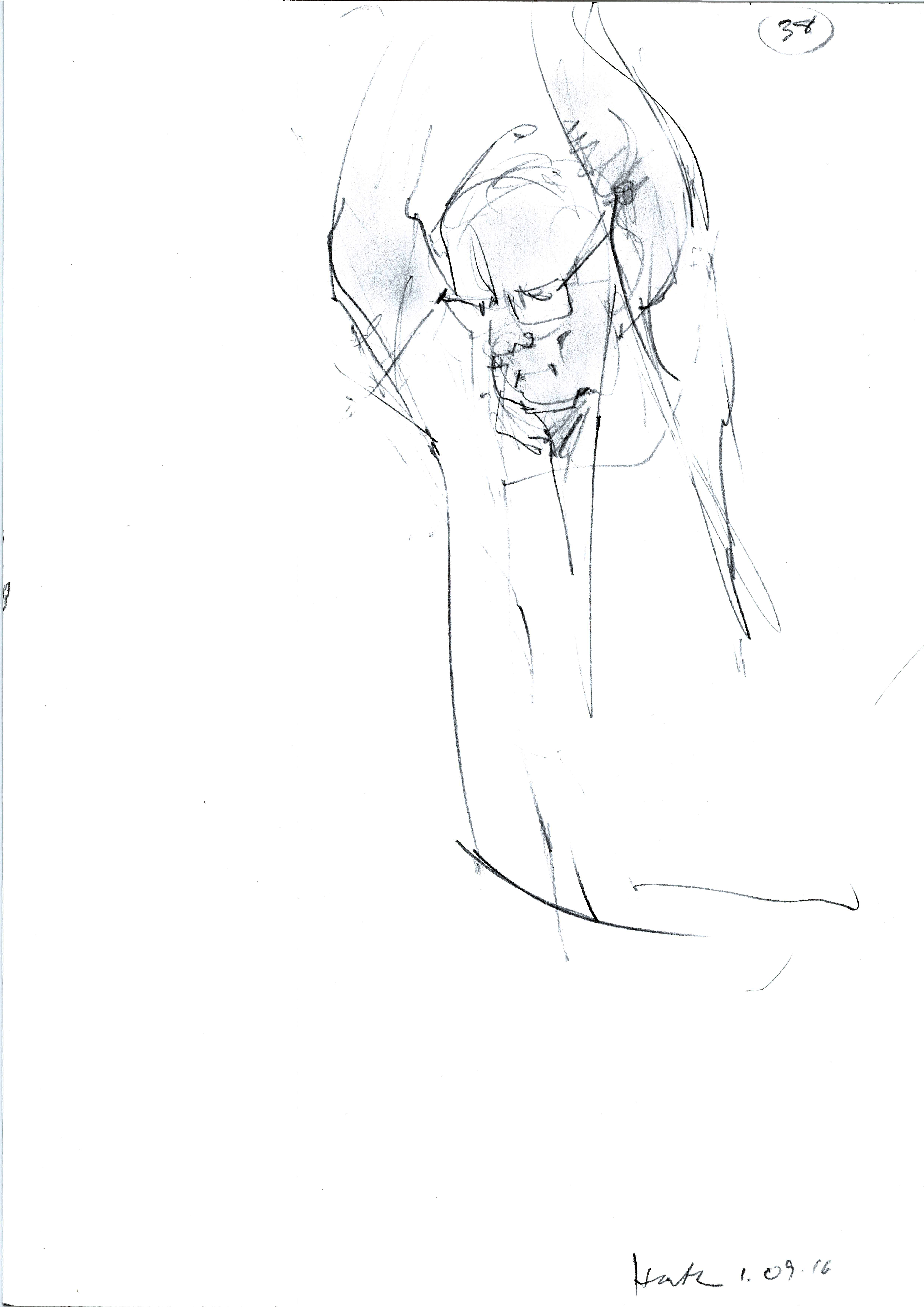 4964x7020 Blog 7 Drawing Bell Ringers Heather Spears