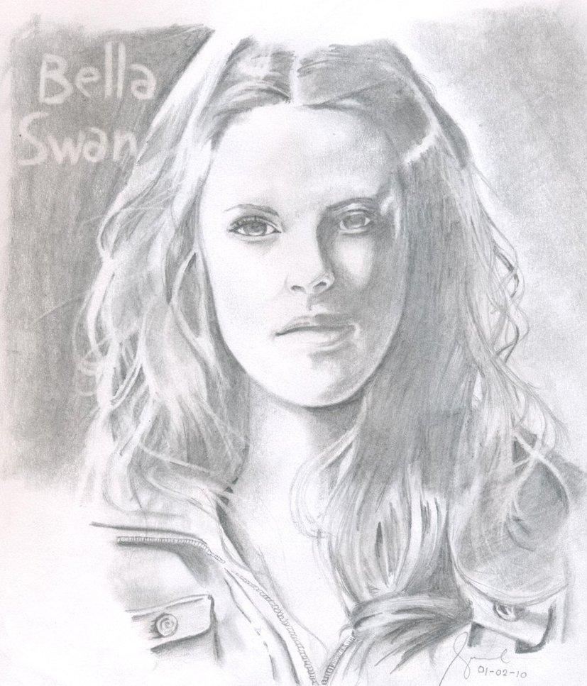 827x967 Bella Swan By Russelsantos