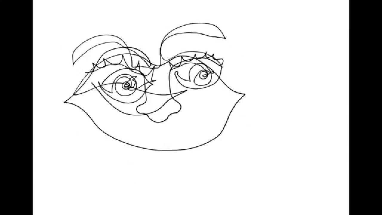 1280x720 Bella Watson Experimental Animation