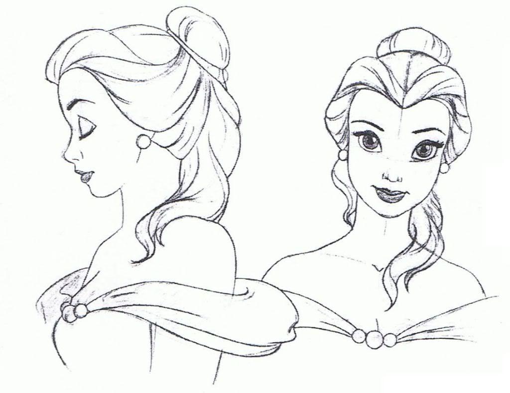 1024x790 Belle Skizze 4 Photo How To Draw Belle Belle 15257218 1126 869.jpg