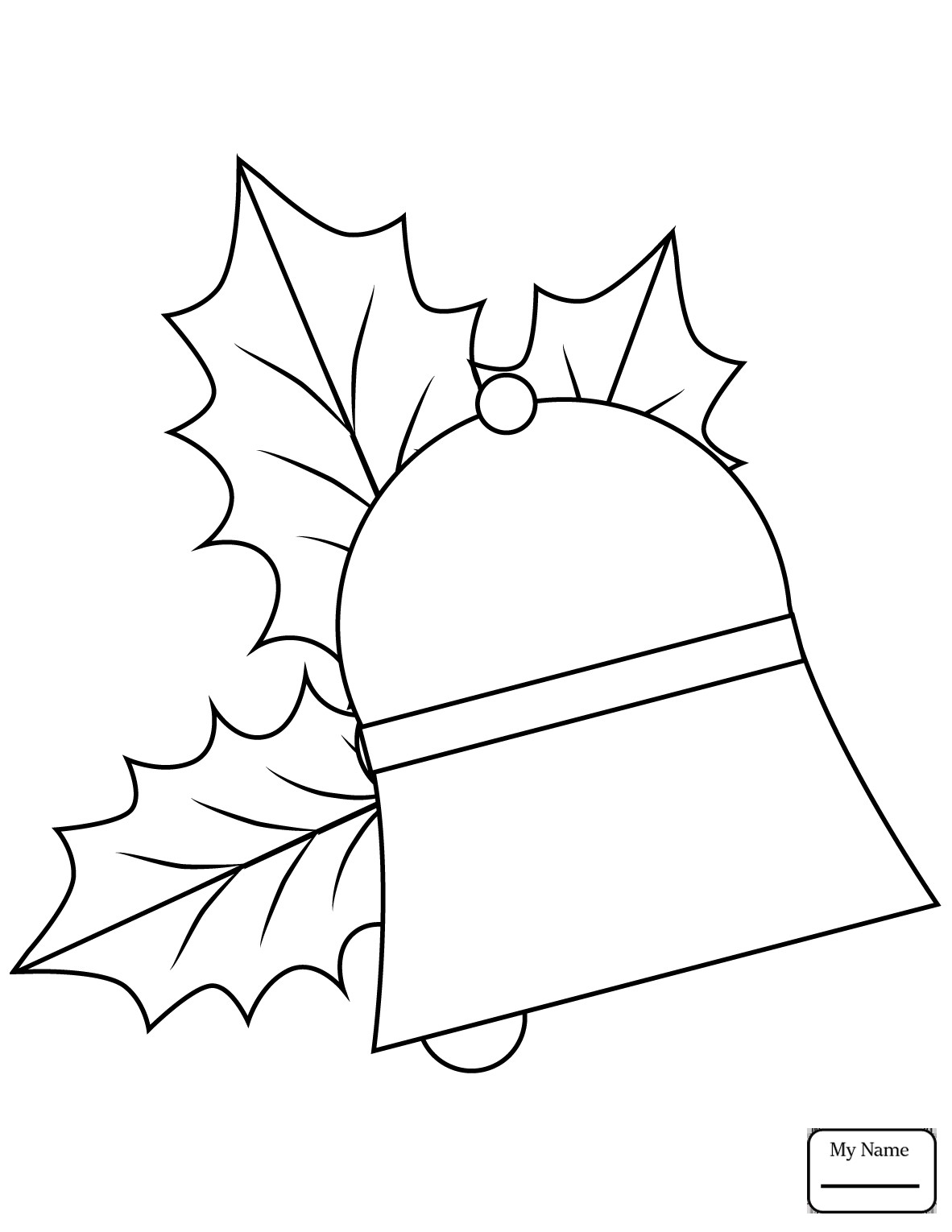 1182x1530 Coloring Pages For Christmas Bells New Coloring Pages Christmas