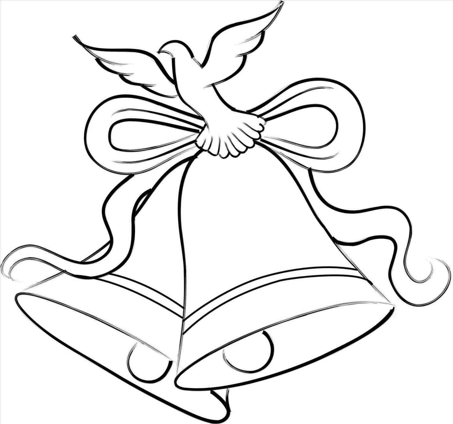 1500x1402 New Post Christmas Bells Drawing In Color Xmast Easter