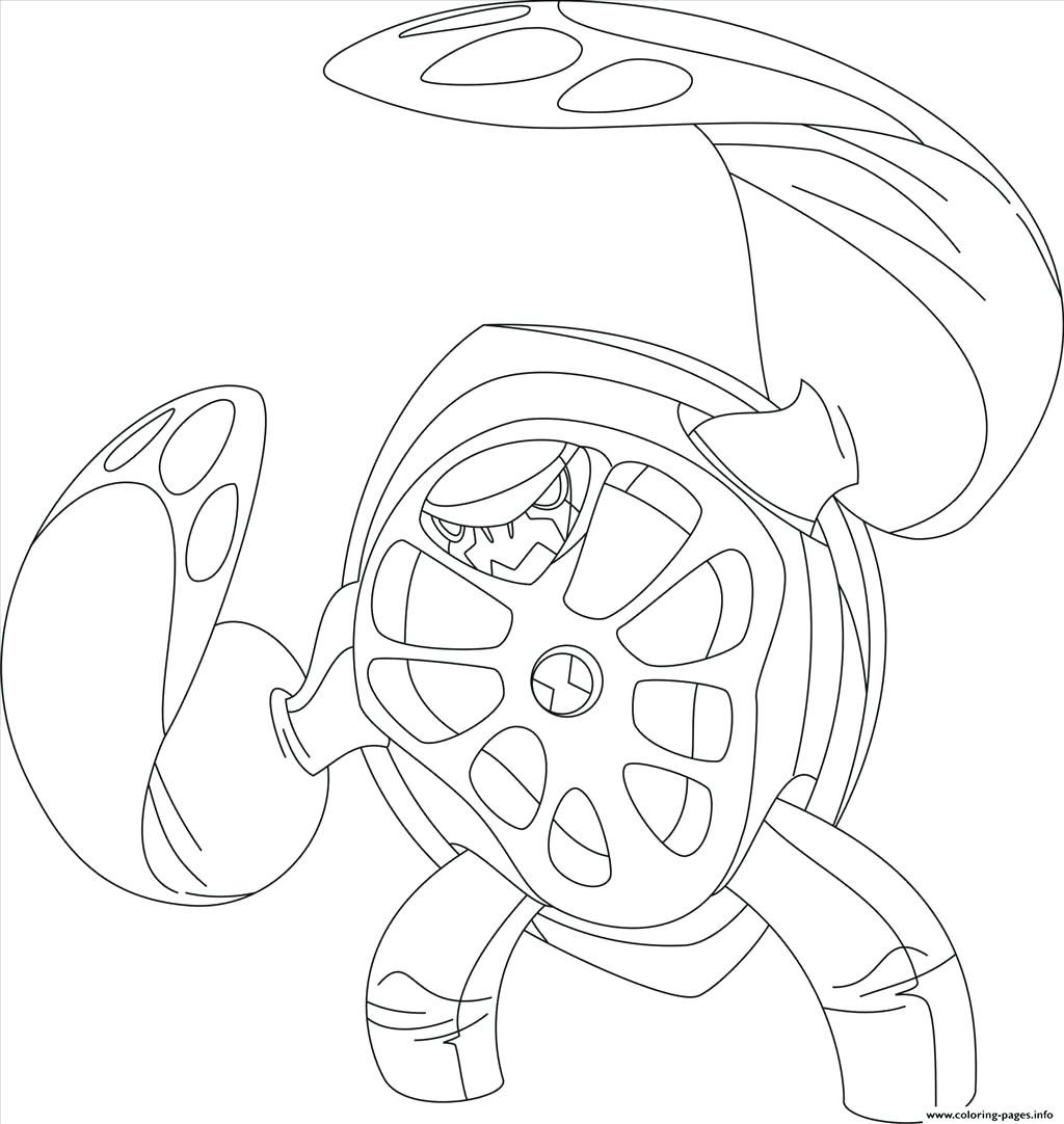 1024x1082 Coloring Ben 10 Alien Coloring Pages