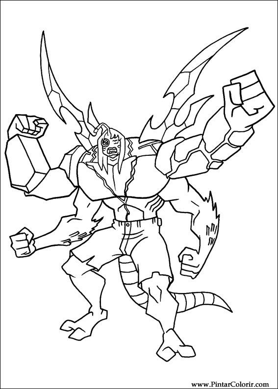 ben 10 drawing at getdrawings com free for personal use ben 10