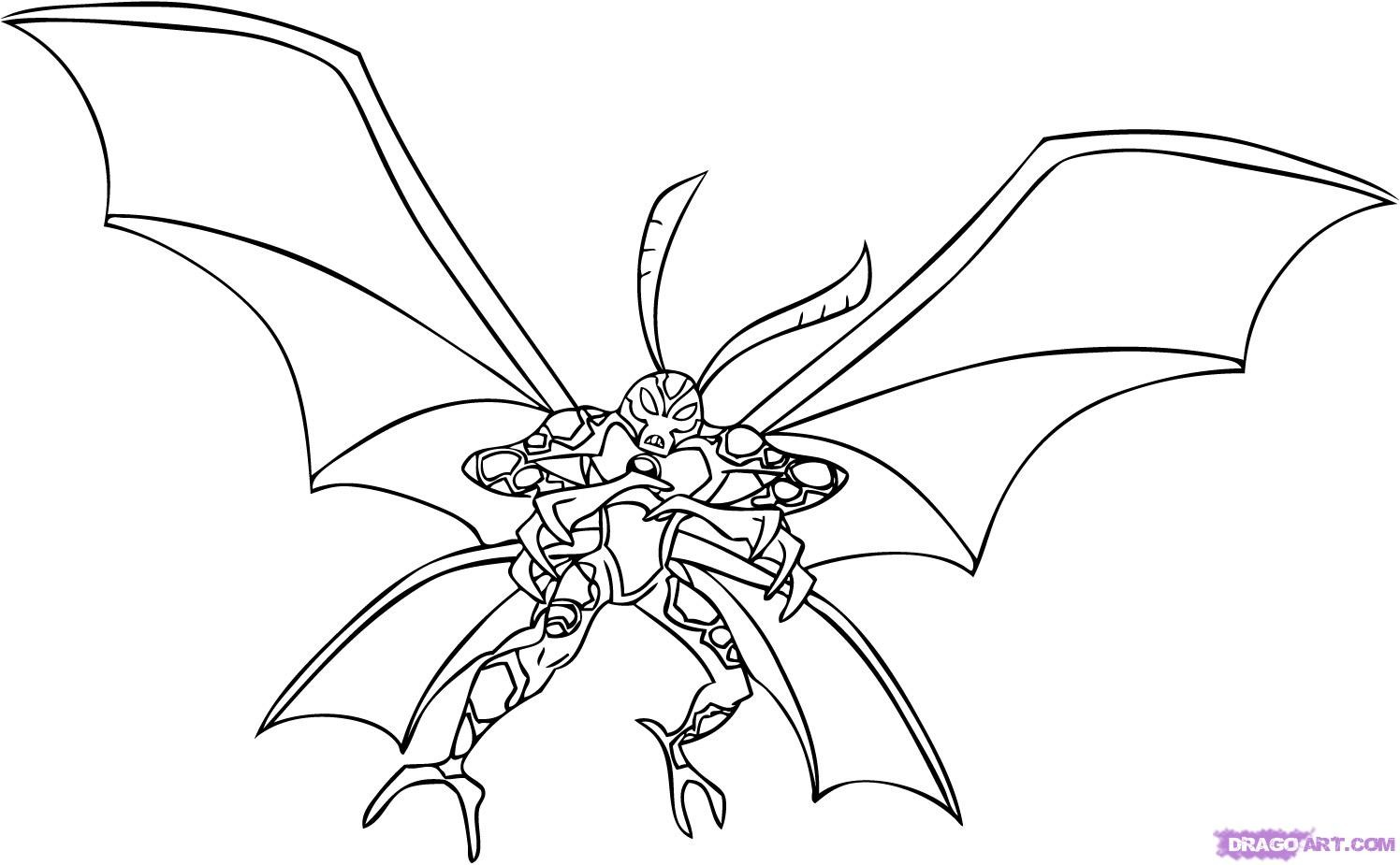 1496x925 Ben 10 Coloring Pages Alien Force And