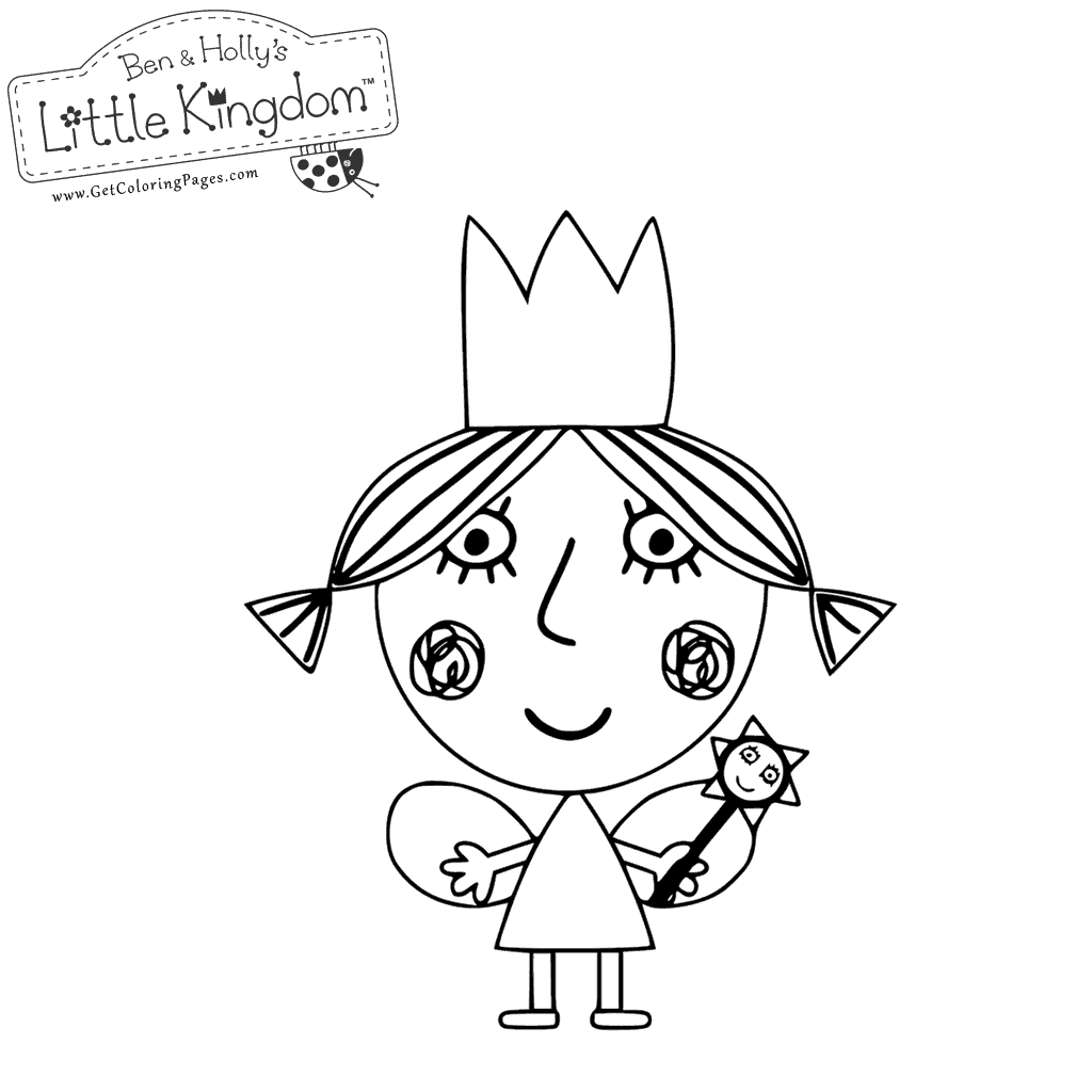 Ben And Holly Drawing at GetDrawings   Free download