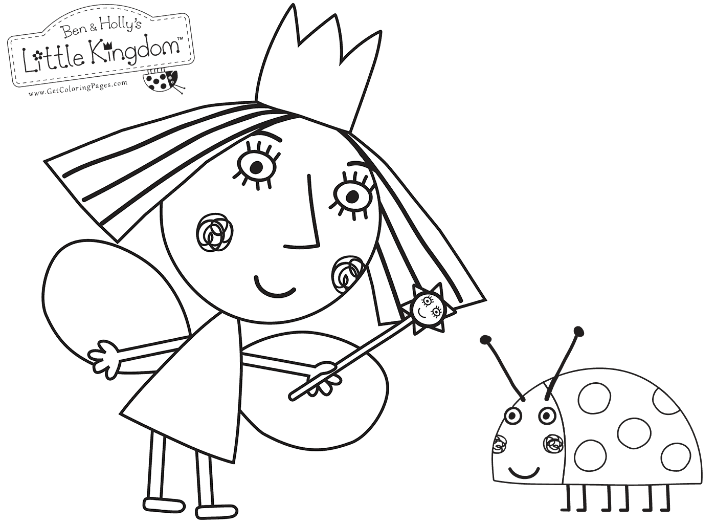 Ben And Holly Drawing at GetDrawings.com   Free for personal use Ben ...