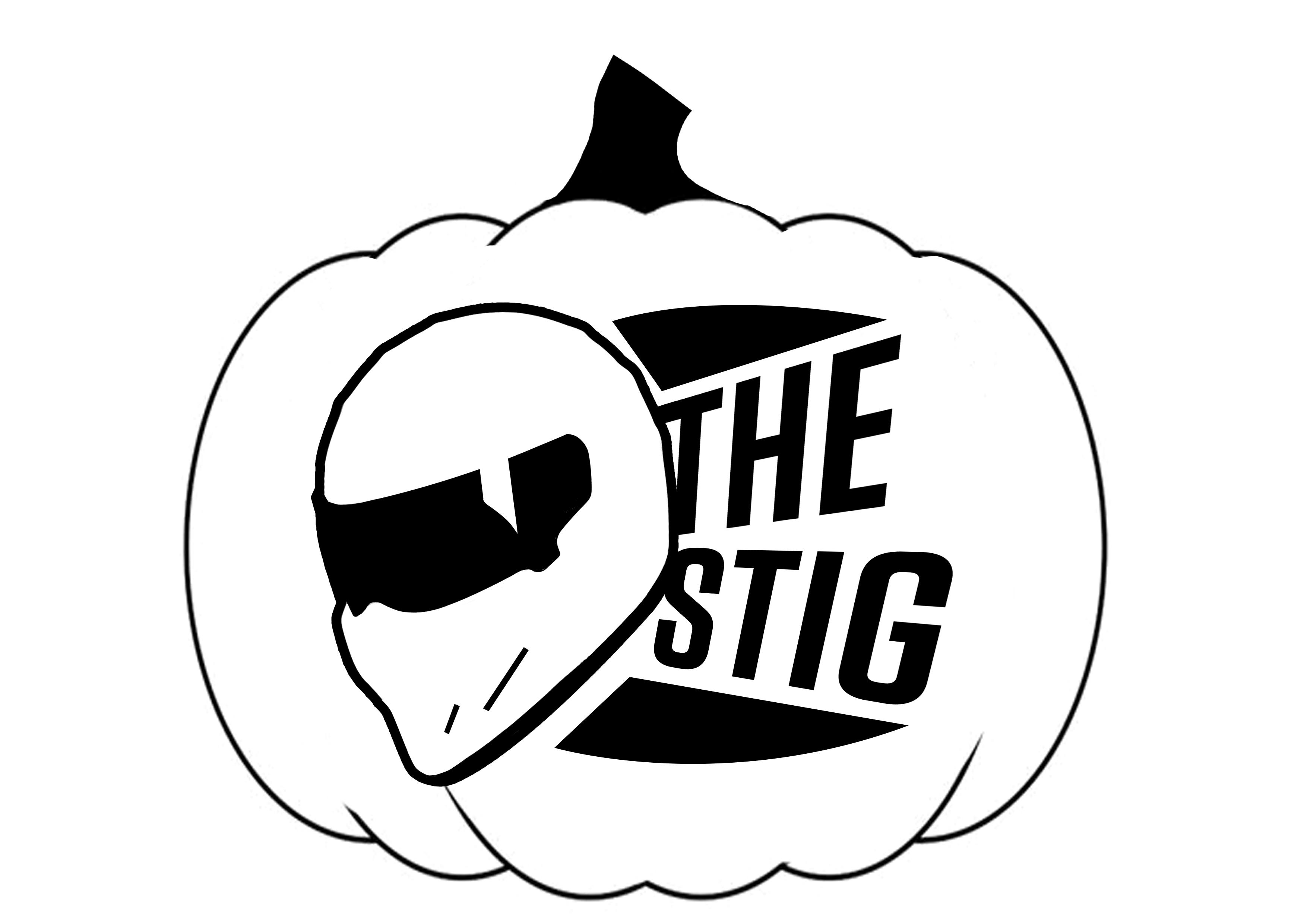 3508x2480 Download A Free Tg Pumpkin Stencil! Top Gear
