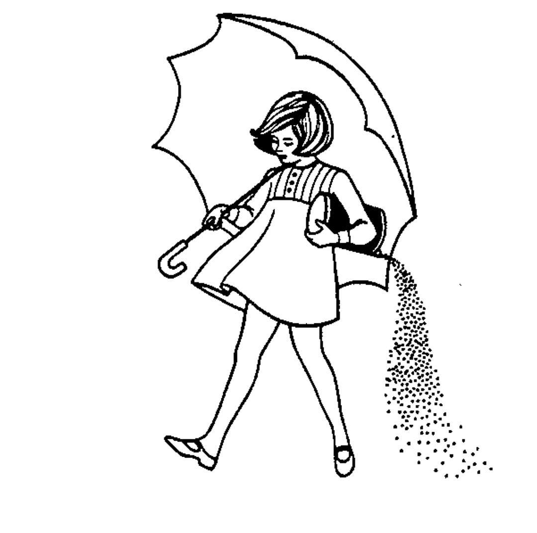 1080x1073 Morton Salt Logo Registered As Trademark On This Day In 1949